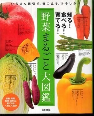 野菜まるごと大図鑑